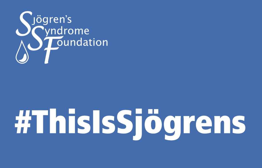 SSF This Is Sjogren's